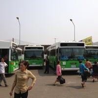 Photo taken at Vientiane Main Bus Station by iruma g. on 3/16/2013