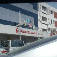 Photo taken at Public Bank by ARe-BeaR on 7/5/2016
