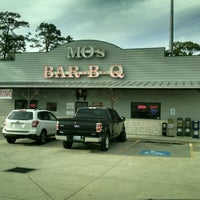 Photo taken at Mo's BBQ by Jim F. on 3/14/2015