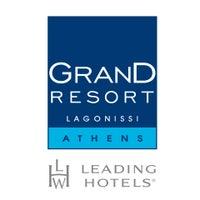Photo taken at Grand Resort Lagonissi by GRAND RESORT LAGONISSI on 10/6/2014