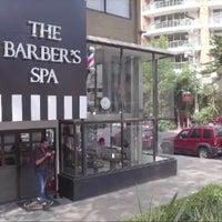 Foto tomada en The Barber's Spa México (Reforma) por Tony C. el 4/7/2017