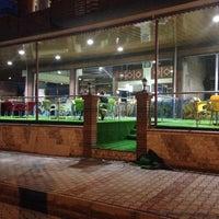 Photo taken at Selinus Bistro Cafe by TC Mahmut T. on 9/30/2014