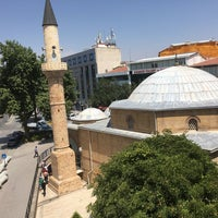 Photo taken at Kapici camii by CVT on 8/5/2016