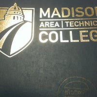 Photo taken at Madison Area Technical College by Erik H. on 9/20/2013