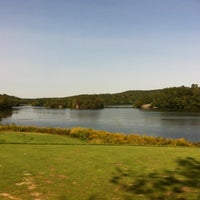Photo taken at Lake Of Isles by Viny on 9/18/2012