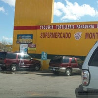 Photo taken at Supermercado Monterrey by Chris Z. on 3/27/2014