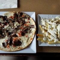 Photo taken at Greek City Cafe by Jessica W. on 6/22/2013
