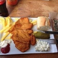 Photo taken at Duran Sandwiches by Ceren A. on 11/1/2013