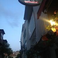 7/1/2013 tarihinde Damla K.ziyaretçi tarafından Ara Sokak Meyhanesi'de çekilen fotoğraf