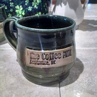 Photo taken at The Coffee Mill in Lewisville by John A. on 4/14/2014