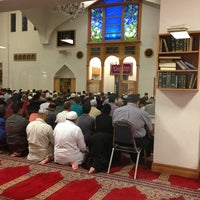 Photo taken at Islamic Society of Orange County by Sasi M. on 8/5/2013