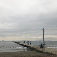 Photo taken at 原岡桟橋 by の on 10/13/2018