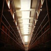 Photo taken at Alcatraz Island by Olga G. on 6/17/2013