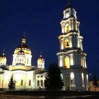 Снимок сделан в Волжская набережная пользователем Aleksandr P. 7/5/2013