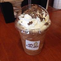 Foto tomada en Ah Cacao Chocolate Café por Nydia R. el 1/26/2014