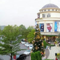 Photo taken at The Crystal by Wasara R. on 12/12/2012