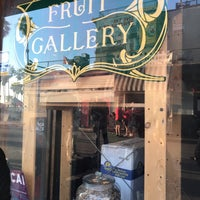 Photo taken at Fruit Gallery by Mark B. on 12/29/2017
