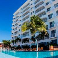 Photo taken at Coral Princess Golf & Dive Resort by Coral Princess Golf & Dive Resort on 9/28/2015