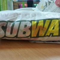 Photo taken at Subway by Rodrigo M. on 3/9/2015