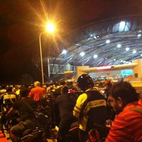 Photo taken at Tuas Checkpoint (Second Link) by Vasan V. on 5/21/2014
