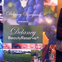 Photo taken at Delaney Vineyards & Winery by Tanya F. on 7/27/2013