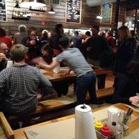 Photo taken at Farm Burger by Michael L. on 2/2/2014