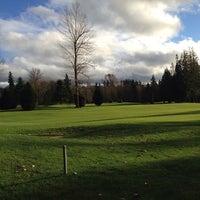 Photo taken at Bear Creek Country Club by Kate K. on 11/17/2013
