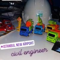 Photo taken at İGA İstanbul Yeni Havalimanı İnşaatı by Emre Ç. on 4/29/2018