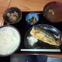 8/27/2013 tarihinde ykarasuziyaretçi tarafından 上総屋'de çekilen fotoğraf