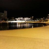 Снимок сделан в Dədə Qorqud Parkı пользователем Nemat F. 12/13/2013