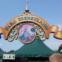 Photo taken at Disneyland® Paris by Lizaveta on 7/11/2013