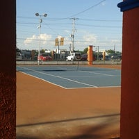Photo taken at Tenis Cedeco by Adii C. on 9/10/2014
