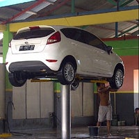 Photo taken at PANDAWA Auto Steam by Gerry J. on 2/9/2013