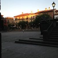 รูปภาพถ่ายที่ Plaza Mayor โดย Anna K. เมื่อ 8/9/2013