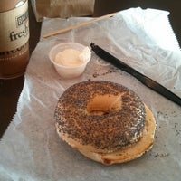 Photo taken at Bruegger's by Terence L. on 7/20/2013