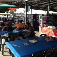 Photo taken at Medan Selera Butterworth Bus Terminal by Adrian S. on 5/23/2013