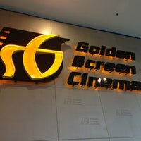 Photo prise au Golden Screen Cinemas (GSC) par Adrian S. le8/3/2013