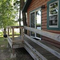 Foto tirada no(a) Tri-Birch Resort por Becky N. em 6/29/2013