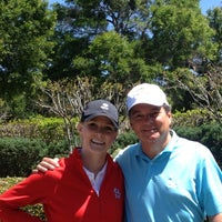 Photo taken at Bent Pine Golf Club by Ashley B. on 4/6/2013