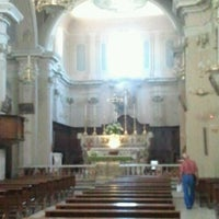 Photo taken at chiesa san nicola di bari by Giuliano E. on 6/18/2013