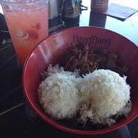 Photo taken at BangBang Mongolian Grill by Amanda K. on 6/17/2013