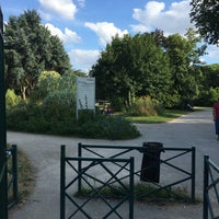 Photo taken at Parc Des Sevines by Hervé D. on 7/24/2016