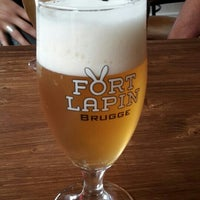 Photo taken at Brouwerij Fort Lapin by Wouter V. on 6/12/2015