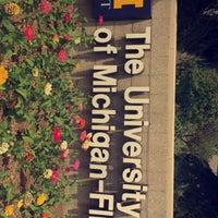 Photo taken at UM-Flint University Pavilion (UPAV) by Motab A. on 7/28/2016