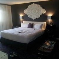 Photo taken at Rumor Boutique Resort by Adrienne H. on 9/25/2012