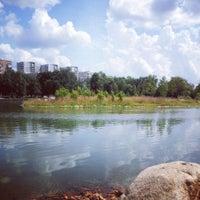 Photo taken at Природная зона «Ангарские Пруды» by Viktoria E. on 7/8/2013