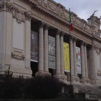 1/30/2014にMaximoがGalleria Nazionale d'Arte Modernaで撮った写真
