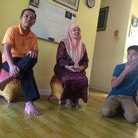 Photo taken at Sekolah Agama Menengah Rawang (SAMER) by Nur Diyanah S. on 7/2/2017
