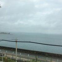 Photo taken at Lake Hamana by junjuwaaaar on 9/25/2014