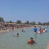 7/28/2013에 Sotiris B.님이 Λευκή Άμμος에서 찍은 사진